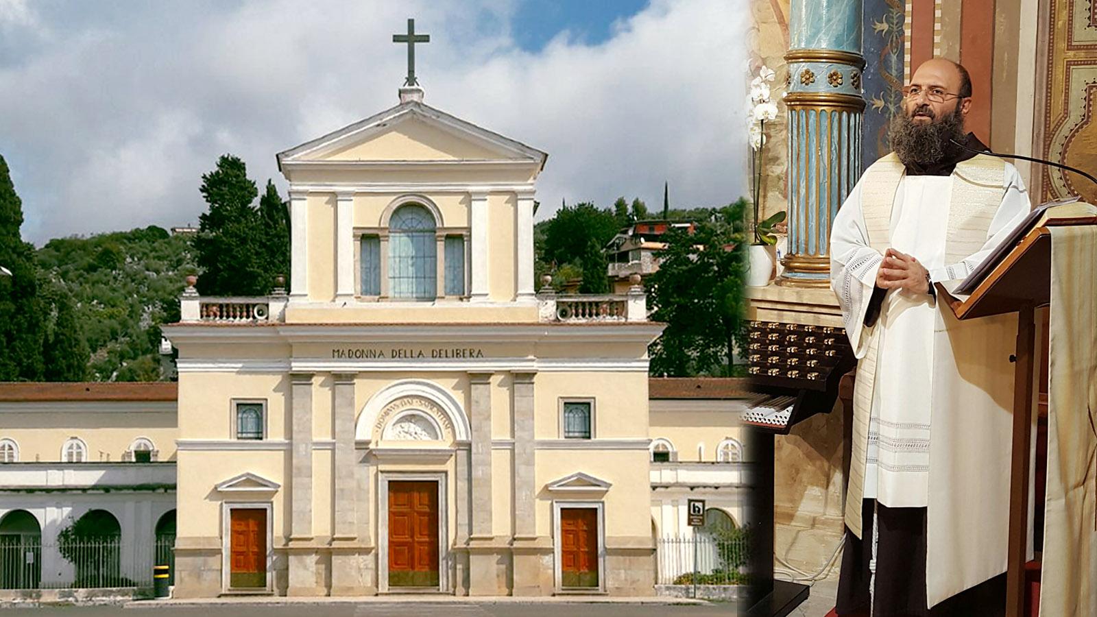 Catechesi 5, 6 e 7 Settembre 2017 Frate Antonio Maria Tofanelli, Chiesa della Delibera di Terracina tutti i diritti riservati