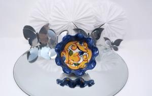 Coppetta in ceramica decorata a mano - Collezione Ceramiche di Vietri - €7.00