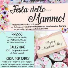 Festa delle Mamme Onlus Comunione Mariana