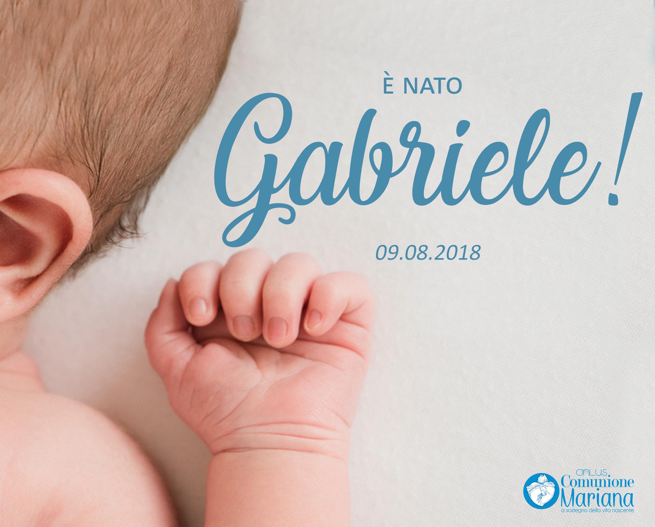 21. Gabriele